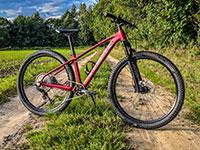 Trek X-Caliber 9 - mój pierwszy rower MTB