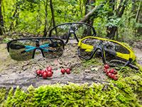 Budżetowe rowerowe okulary fotochromowe